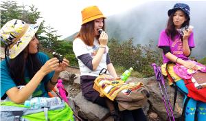 次回のハイキングには、アニスのスコーンを焼いて行こう♪